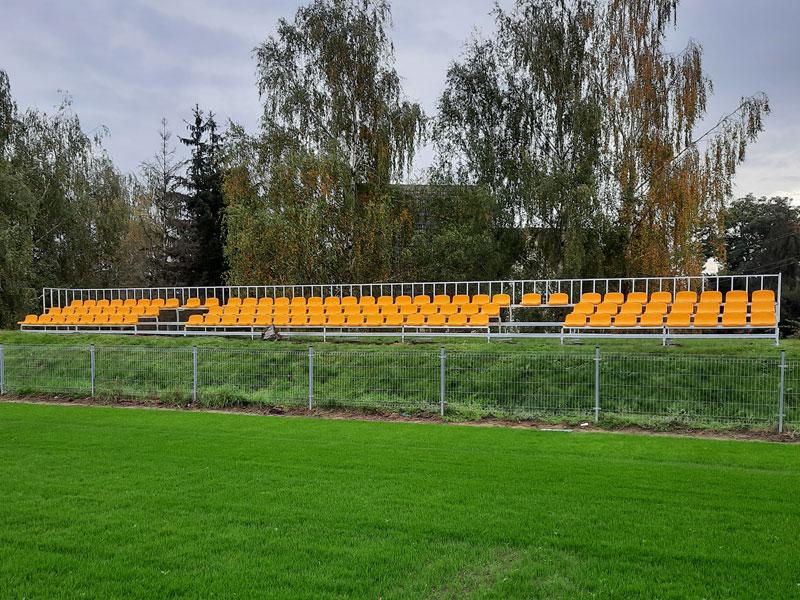 trybuny stadionowe do każdego boiska