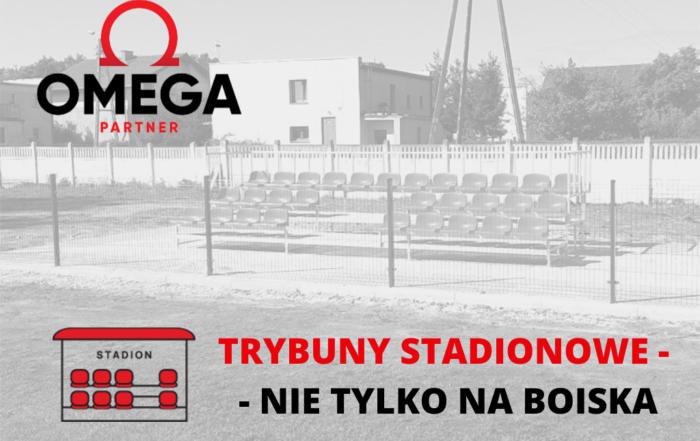 trybuny stadionowe