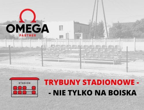 Trybuny stadionowe – nie tylko na boiska