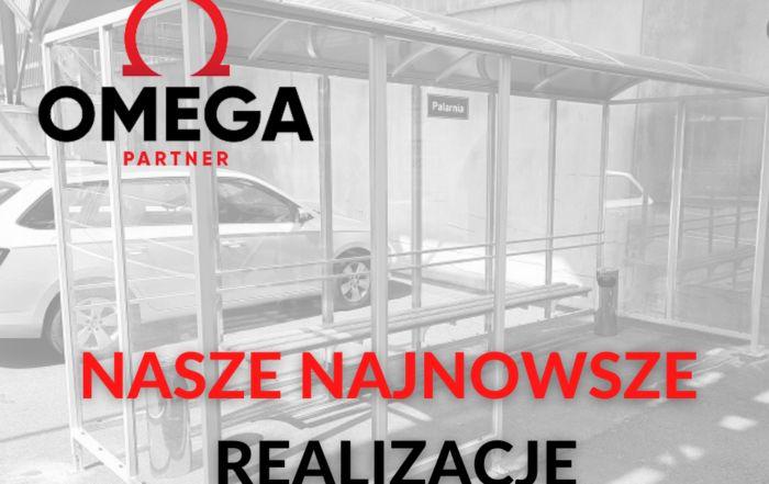 Nasze nowe realizacje wiat: producent wiat OmegaPartner